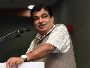 """""""People are willing to accept change,"""" said Gadkari, urging the state ministers to work in this direction and give suggestions on taxes and permits."""