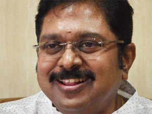 Based on the complaint, Crime Branch police in Tiruchirappalli has registered a case under various IPC sections against Senthil and Dhinakaran [In pic] for allegedly making defamatory comments against the MP and threatening him.