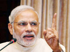 Image result for Narendra Modi's new mantra for governance: Human touch, efficiency & innovation,