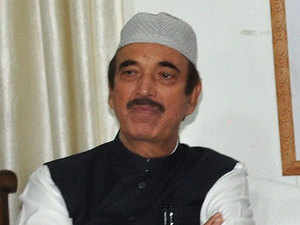 Leader of the Opposition Ghulam Nabi Azad insists that the Congress nominee should continue to head the panel.