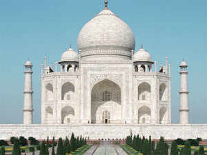One of the most visited tourist spots, Taj Mahal, which got 62 lakh visitors last year, isn't mentioned in the proposal.