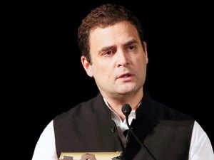 Rahul Gandhi,  is in the US on a two-week tour.