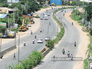 The new expressway, when operational, is expected to cut the travel time between Bengaluru and Mysuru to 90 minutes.