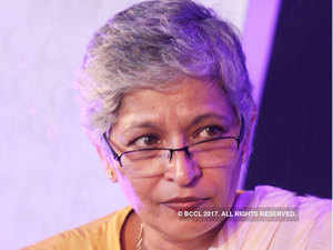 In all probability, the weapon used in Gauri Lankesh's murder has to be a multi-shot pistol -and not a single-shot pistol nor single or double action revolver.