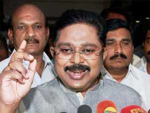 TTV Dhinakaran also slammed the Speaker's action against MLAs of his camp.