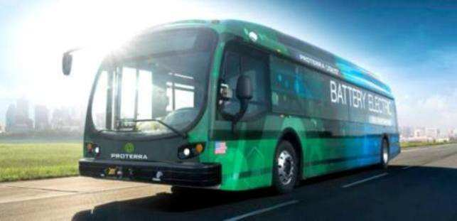 Proterra's Catalyst E2 bus drove 1,772 km on single charge setting a new record for electric buses