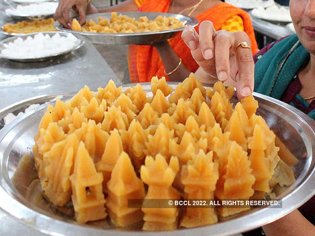 Routine Indian sweets and dry fruits have been sidelined for good this season.