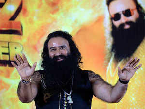 Dera chief had been sentenced to 20 years of imprisonment by the CBI court for the 2002 rapes of two of his disciples.