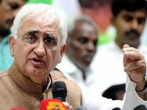 """Salman Khurshid said he felt Sonia Gandhi would continue to play a major role in politics but """"in which manner she will accommodate that, is really for her to decide."""""""