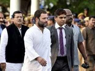 """Rahul Gandhi told an audience at Berkeley, last week, that he """"is absolutely ready"""" if his party asks him to take over the mantle."""