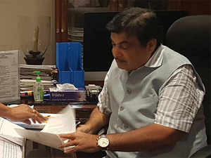 Gadkari said he cleared the electric vehicle policy on Wednesday.