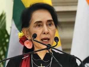 India is cautious about not pushing the Suu Kyi government while working with Myanmar to fight scourge of terror in the region.