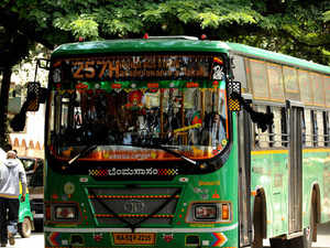 """Travelling in BMTC should be made cheaper than the cost of running a two-wheeler. More people will use public transport if the fares are low,"" said a BMTC official."