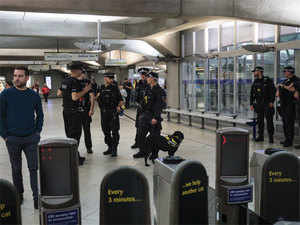 Some 30 people were injured in the September 15 attack at Parsons Green station in west London, which was claimed by the Islamic State group.
