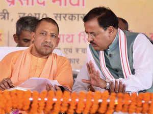 While Adityanath represented the Gorakhpur Lok Sabha seat, Maurya represented the Phulpur (Allahabad) constituency.