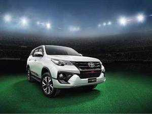 TKM Director & Senior Vice President (Sales & Marketing) N Raja said that since the launch of Fortuner in the country in 2009