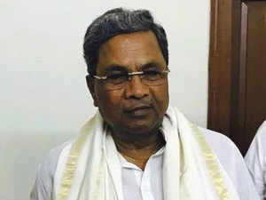 """I have asked them to very strongly put forth our position and ensure that there is no order that affects our farmers' interests,"" Siddaramaiah said."