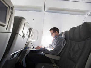 Electronic gadgets such as laptops and power banks are not allowed to be carried as checked-in baggage.