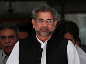 Abbasi, who assumed office few months ago, mentioned Kashmir a total of 17 times and India 14 times among other things in his speech.