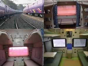The returning Varanasi-Vadodara Mahamana train (No. 20904) will depart from Varanasi every Friday at 6.10 am and will reach Vadodara at 09.40 am the next day.