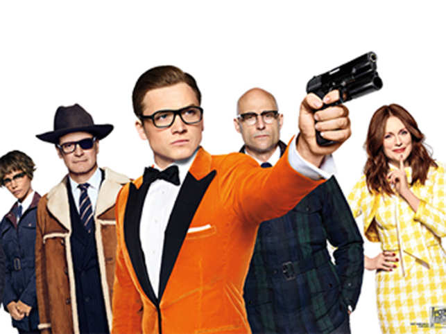 Kingsman 2: On-Set Photo Confirms Colin Firth's Return | Den of Geek