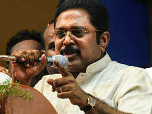 """The MP felt that the pro-Dhinakaran MLAs staying at a resort in Coorg in Karnataka had been """"imprisoned"""" and asked if it was fair to do so as they were elected to serve the public."""