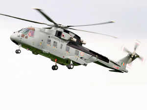 "The agency claimed that its probe had found that AgustaWestland, United Kingdom, had ""paid an amount of Euro 58 million as kickbacks"" through two Tunisia-based firms."