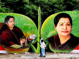 Prior to the merger, the two faction led by Panneerselvam and Sasikala had staked claim to the two-leaf symbol of the AIADMK.