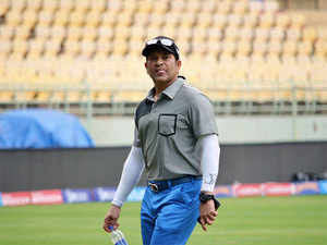 The Master Blaster recalled the time when Dungarpur saw him for the first time.