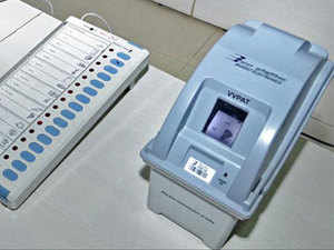 The VVPAT machines, which will be attached to the EVMs, will allow voters to verify if their vote has gone to the intended candidate.