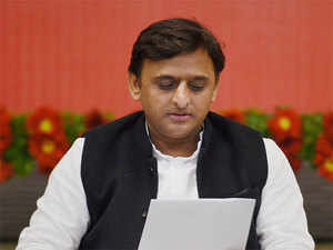 Akhilesh was addressing the state convention, which unanimously re-elected Naresh Uttam as the party's president in Uttar Pradesh.