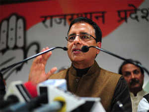 """Targetting the investigative agencies of the government, Surjewala questioned, """"What was CBI (Central Bureau of Investigation) doing? What was Research and Analysis Wing (RA&W) doing?"""""""