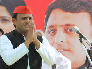 Akhilesh Yadav also accused the Yogi Adityanath government of hoodwinking the farmers on the loan waiver promise.