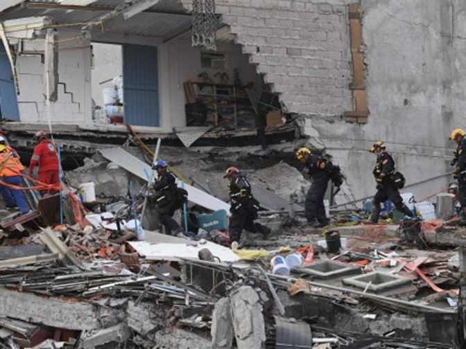 New 6.1 magnitude earthquake shakes jittery Mexico