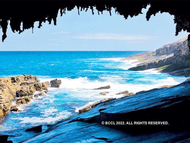 This is Kangaroo Island (or KI, as locals call it) in South Australia — a remote, rural Australian experience.