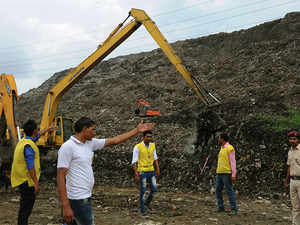 The green panel also ordered them to clearly state how they would convert this landfill site into a green area in accordance with the provision of the Solid Waste Management Rules, 2016.