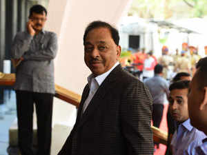 Rane quit the Congress earlier this week amid speculations that he was keen on joining the BJP.