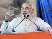 While Modi's speech is going to be televised live, the choice of the event does not suggest the Prime Minister is likely to make any major policy announcement.