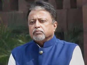 "Former railway minister Mukul Roy was today suspended from the party for six years for ""anti-party activities""."