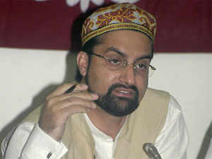 The 44-year-old Mirwaiz had welcomed talks suggested recently by Union Home Minister Rajnath Singh.