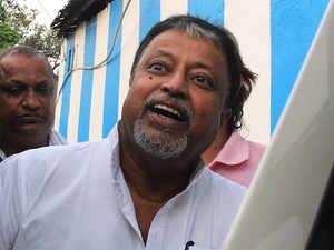 The TMC had last week censured Roy for allegedly hobnobbing with BJP leaders.
