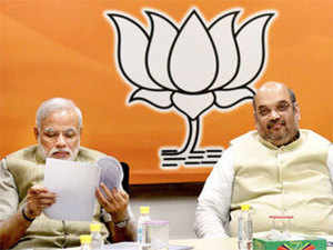 PM Modi and Amit Shah speak to UP CM Adityanath after a number of students, including women, and two journalists were injured in the lathi-charge.