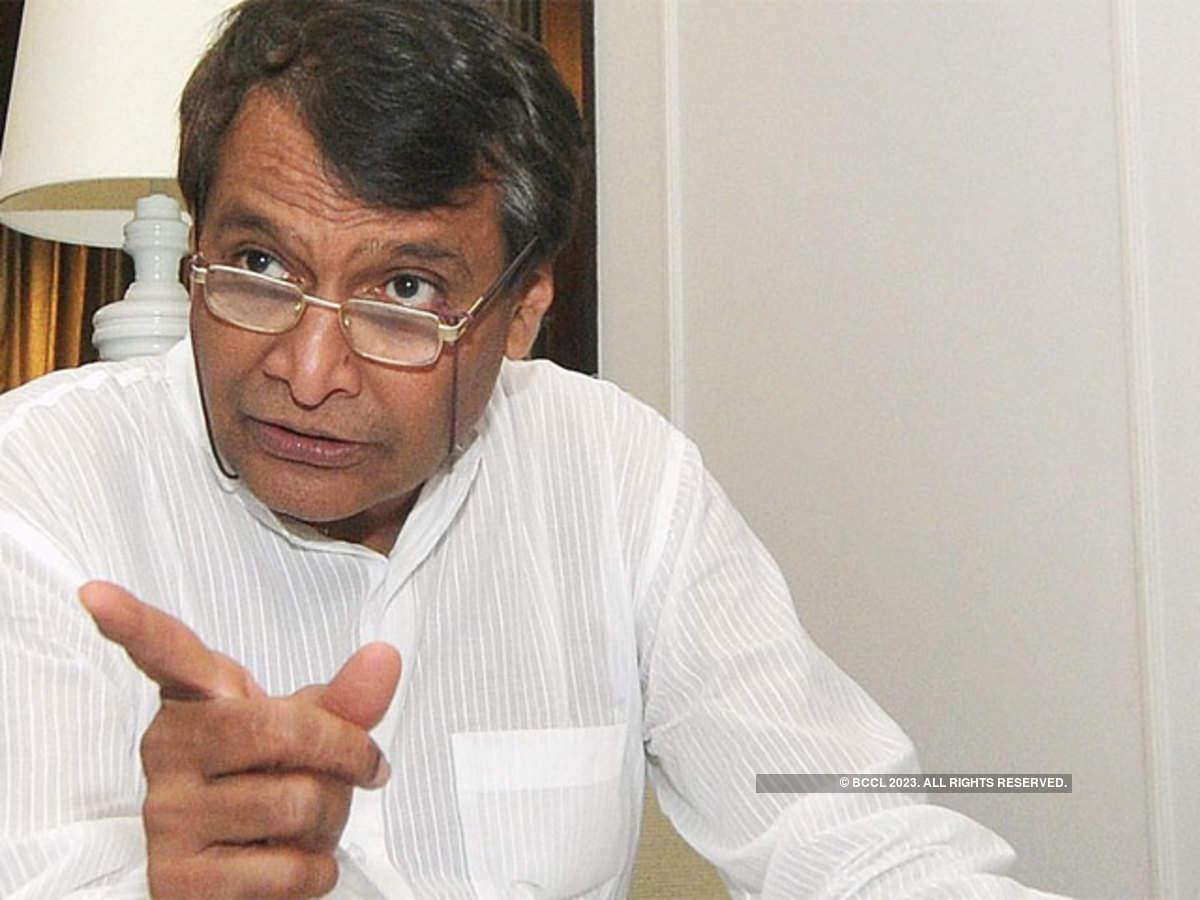 Suresh Prabhu India South Korea Discussing Ways To Upgrade Free