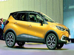 Renault India managing director Sumit Sawhney declined to forecast any numbers for the Captur, but said the company would likely match last year's sales of a little over 1 lakh units this year, and post strong doubledigit growth in 2018.