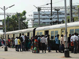 A railway activist said that the cost of upgrading the suburban network -including modernising some suburban stations -would not be even 5% of the money invested on the Metro.  [Representative image]