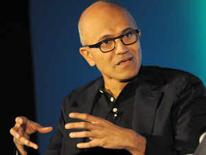 In his book, Nadella wrote that on a trip to Bengaluru he engaged in a conversation with Nandan Nilekani about IndiaStack and its future road map.