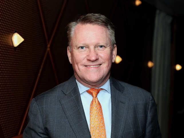 Steve Odell, Senior VP, Norwegian Cruise Line.