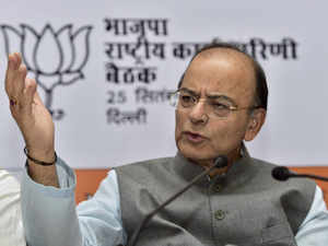 """""""Education is one area you can see feedback coming in the medium term itself. You don't have to wait for generations before the advantages come back,"""" said Jaitley."""