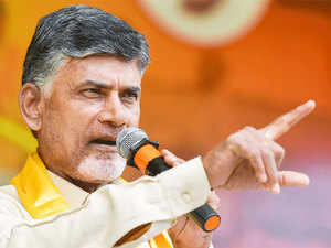 """Naidu said, """"Those who can learn continuously can do wonders...I learn from society, common man and administrators like you."""""""