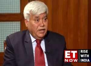 Watch: TRAI chief RS Sharma hits back at predecessor Rahul Khullar